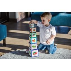 Piramida zabaw, owoce&warzywa